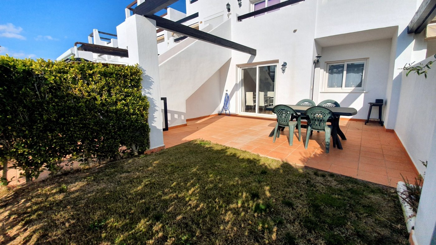 Gallery Image 1 of Lovely South-West Facing 3 Bed Apartment in Jardin 7, Condado de Alhama