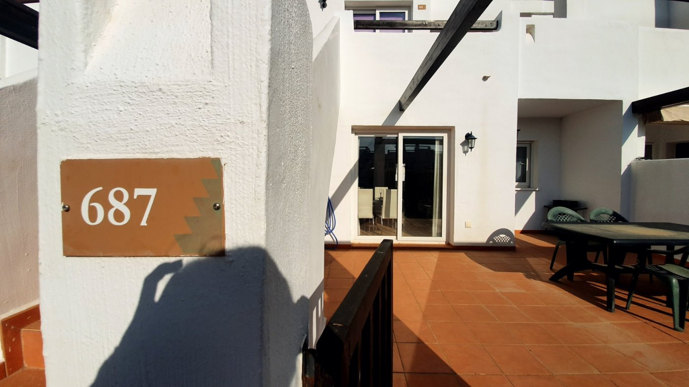 Gallery Image 28 of Lovely South-West Facing 3 Bed Apartment in Jardin 7, Condado de Alhama