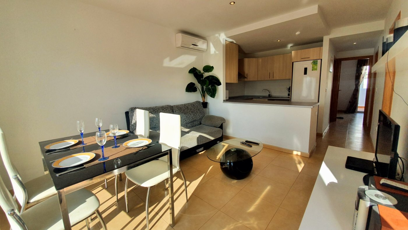Gallery Image 3 of Lovely South-West Facing 3 Bed Apartment in Jardin 7, Condado de Alhama