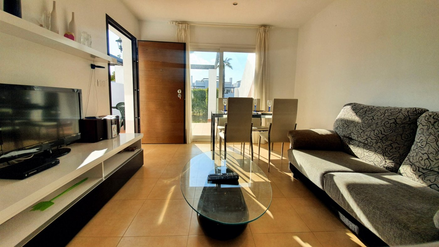 Gallery Image 4 of Lovely South-West Facing 3 Bed Apartment in Jardin 7, Condado de Alhama