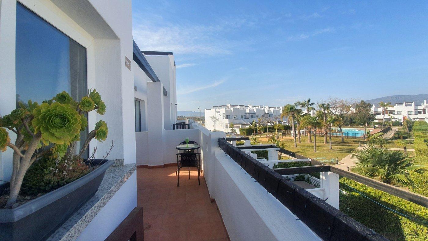 Image 1 Apartment ref 3513 for sale in Condado De Alhama Spain - Quality Homes Costa Cálida