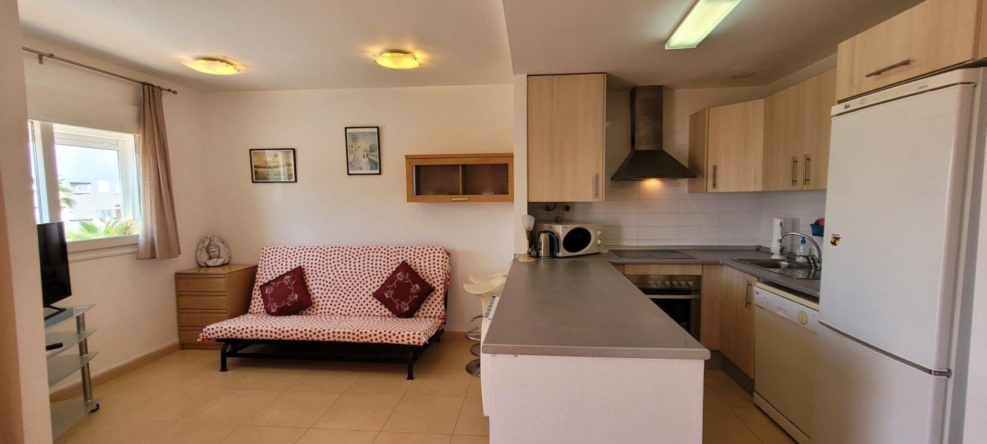 Apartamento ref 3514 para rent en Condado De Alhama España - Quality Homes Costa Cálida