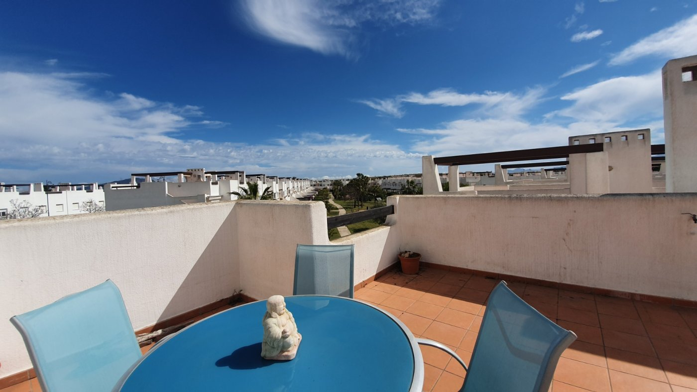 Gallery Image 21 of New South Facing 2 Bed Apartment with Roof Top Solarium and Communal Pool in Jardin 13, Condado