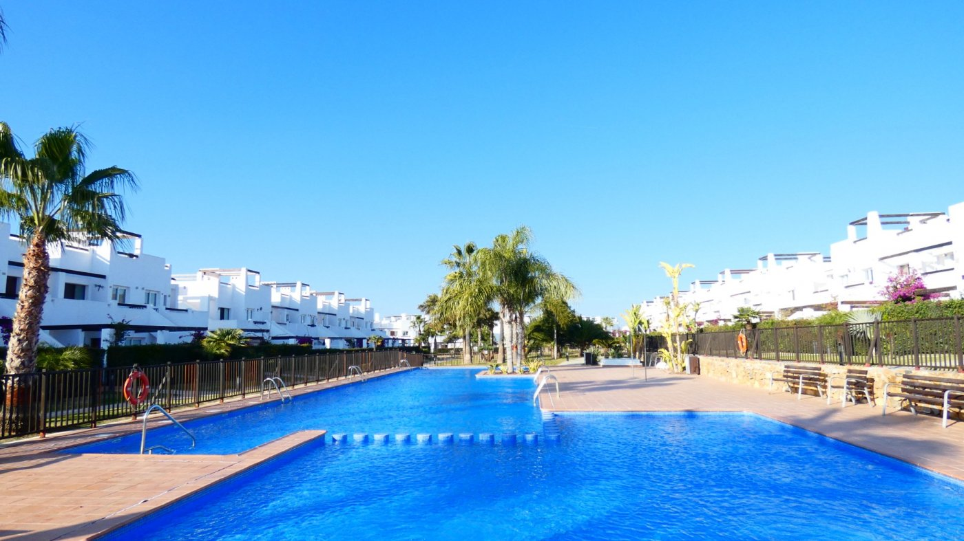 Gallery Image 29 of New South Facing 2 Bed Apartment with Roof Top Solarium and Communal Pool in Jardin 13, Condado