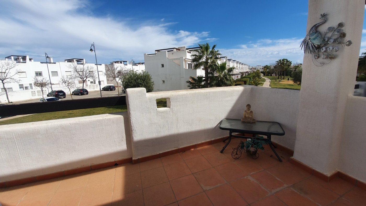 Gallery Image 5 of New South Facing 2 Bed Apartment with Roof Top Solarium and Communal Pool in Jardin 13, Condado