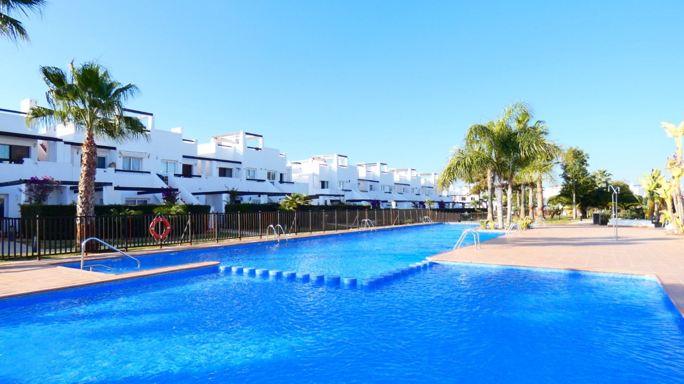 Gallery Image 7 of New South Facing 2 Bed Apartment with Roof Top Solarium and Communal Pool in Jardin 13, Condado