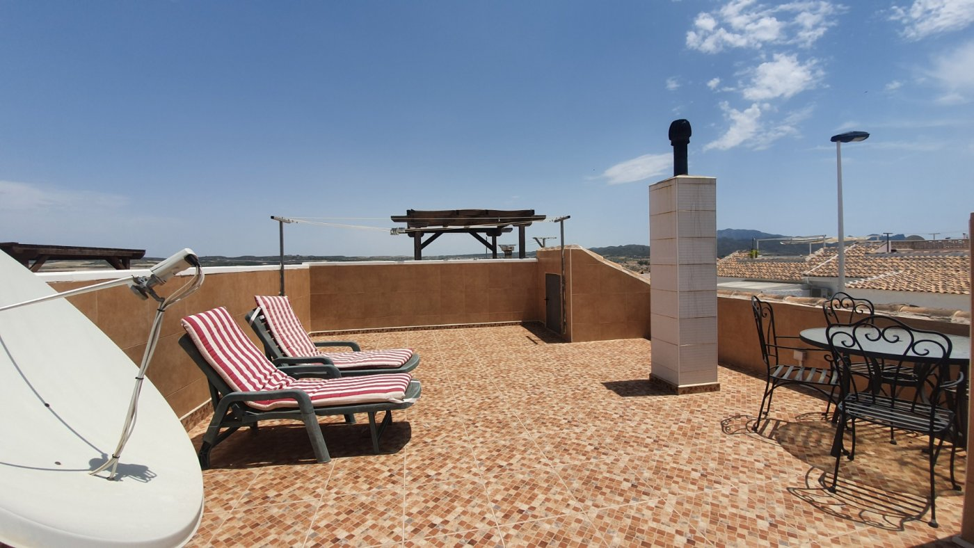 Gallery Image 14 of Lovely South Facing Extended and Key-Ready 2 Bed Clasico Villa in Camposol