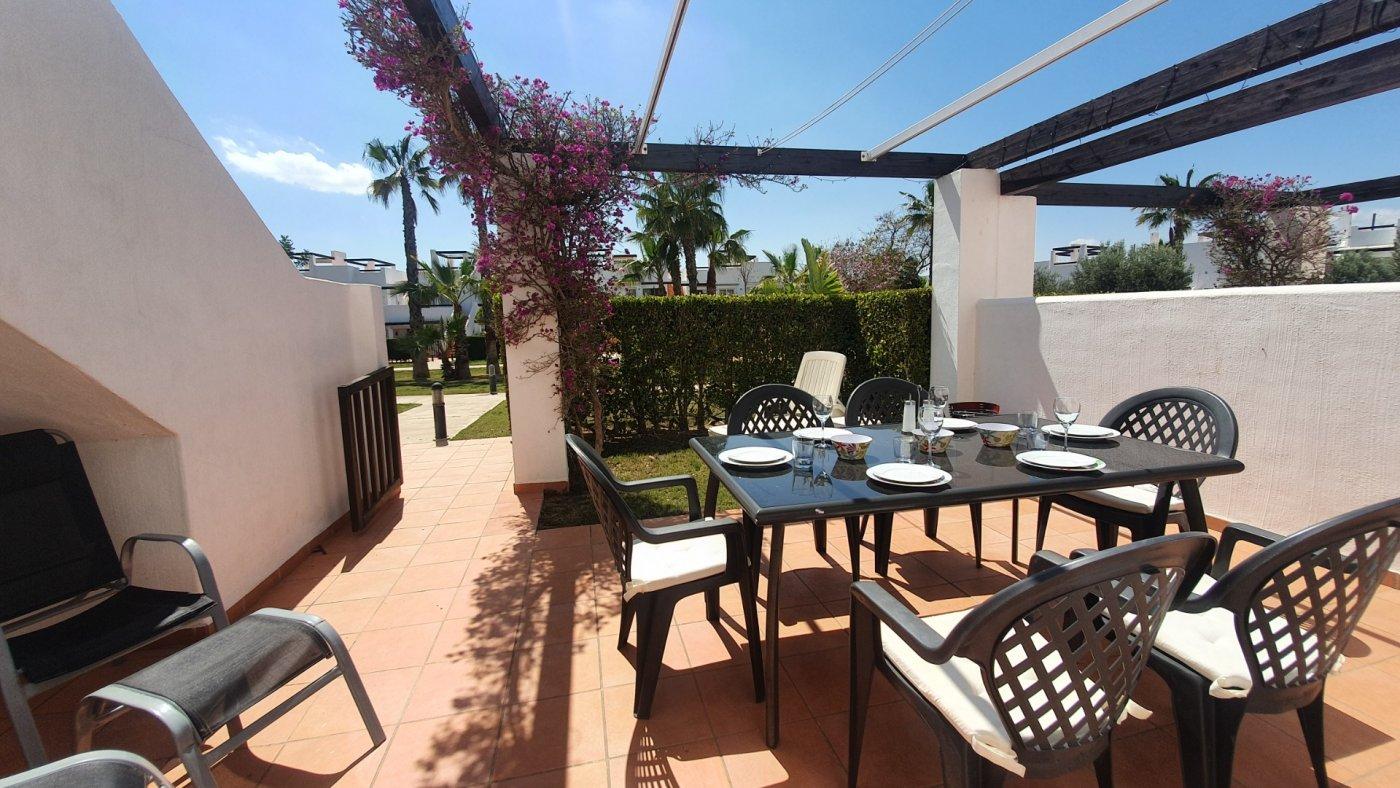 Apartment ref 3520 for sale in Condado De Alhama Spain - Quality Homes Costa Cálida