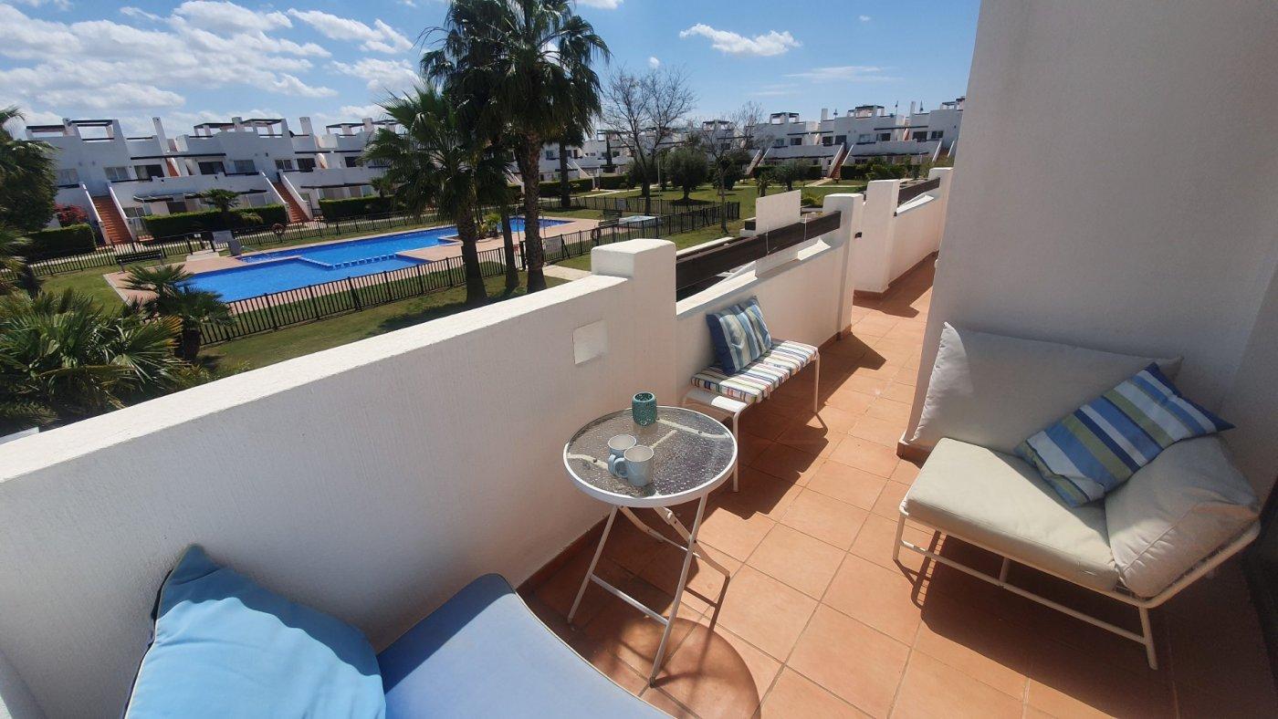 Apartment ref 3521 for sale in Condado De Alhama Spain - Quality Homes Costa Cálida