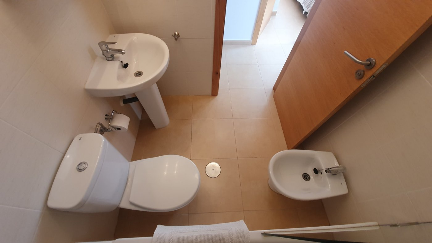 Gallery Image 14 of Immaculate 2 Bedroom Apartment with Pool Views and Roof Terrace in Jardin 9, Condado de Alhama