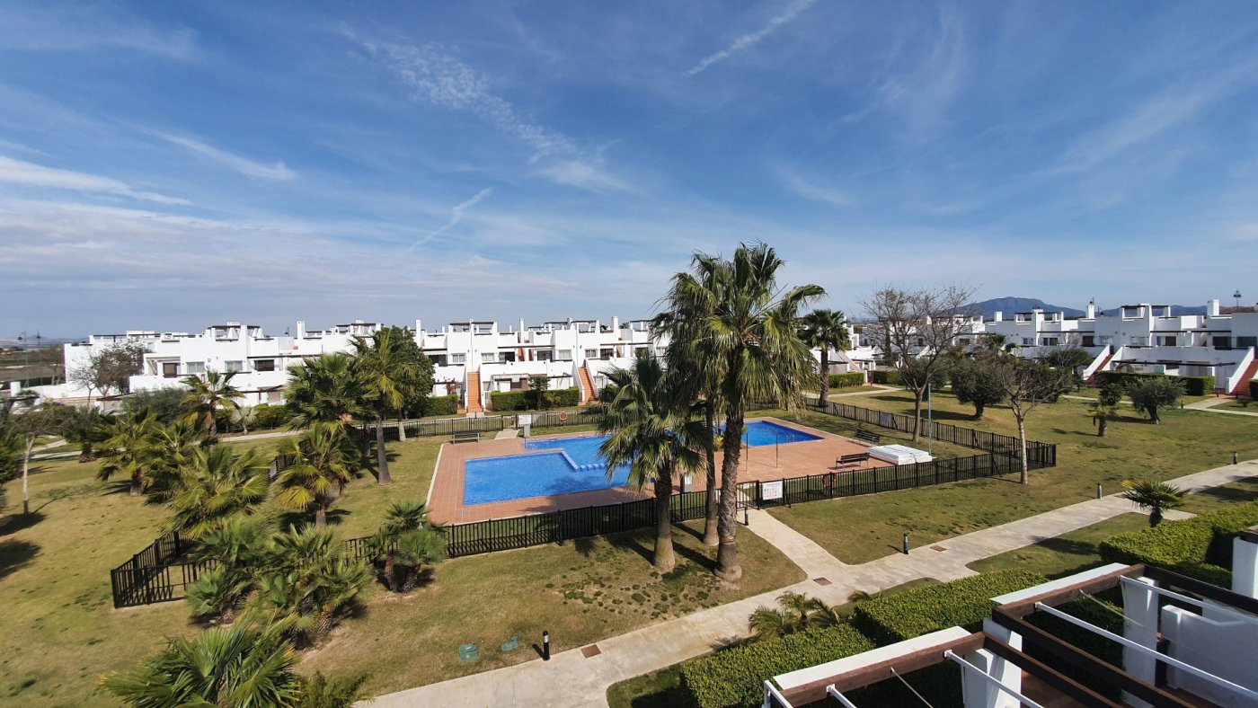 Gallery Image 18 of Immaculate 2 Bedroom Apartment with Pool Views and Roof Terrace in Jardin 9, Condado de Alhama