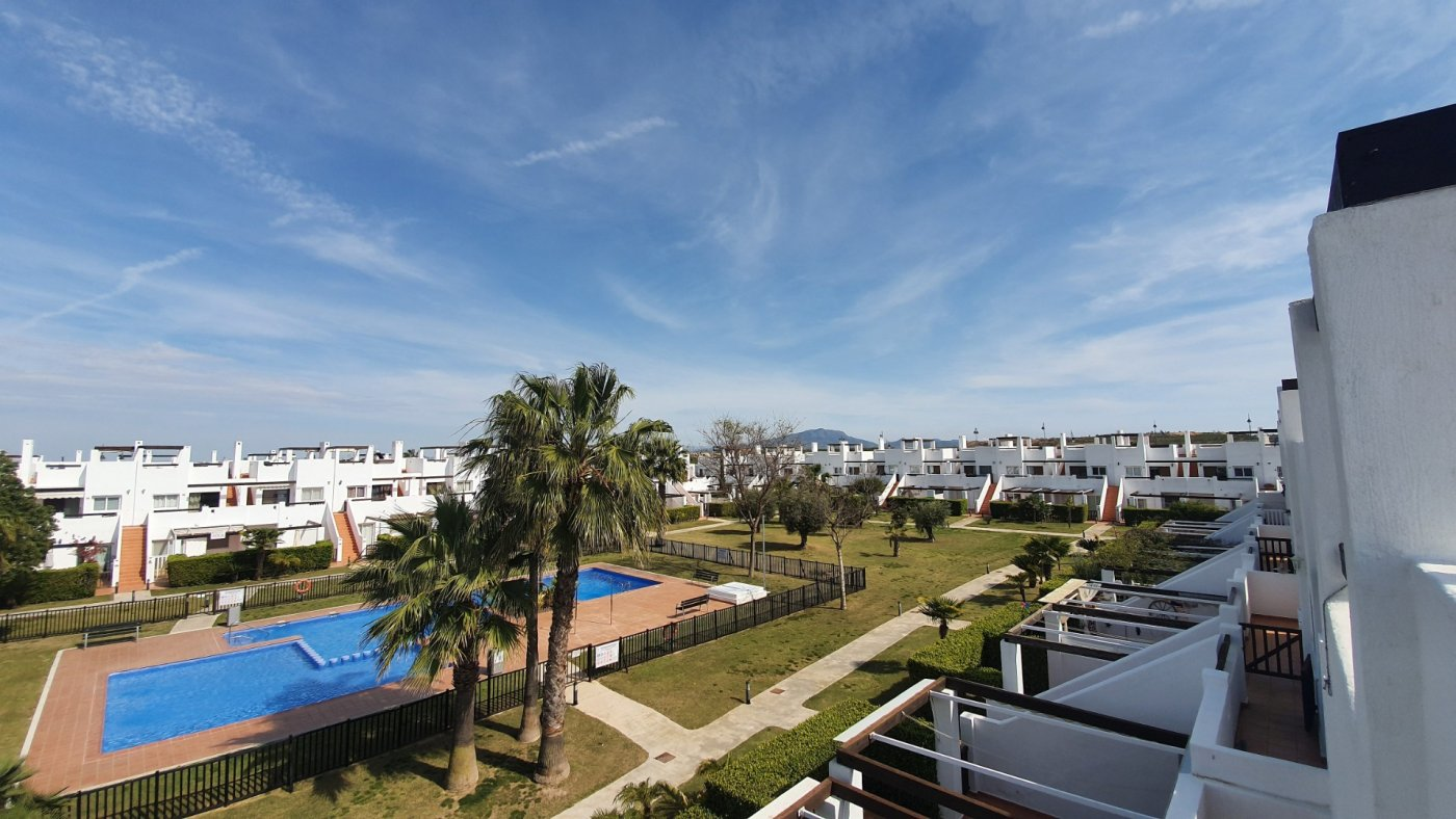 Gallery Image 21 of Immaculate 2 Bedroom Apartment with Pool Views and Roof Terrace in Jardin 9, Condado de Alhama