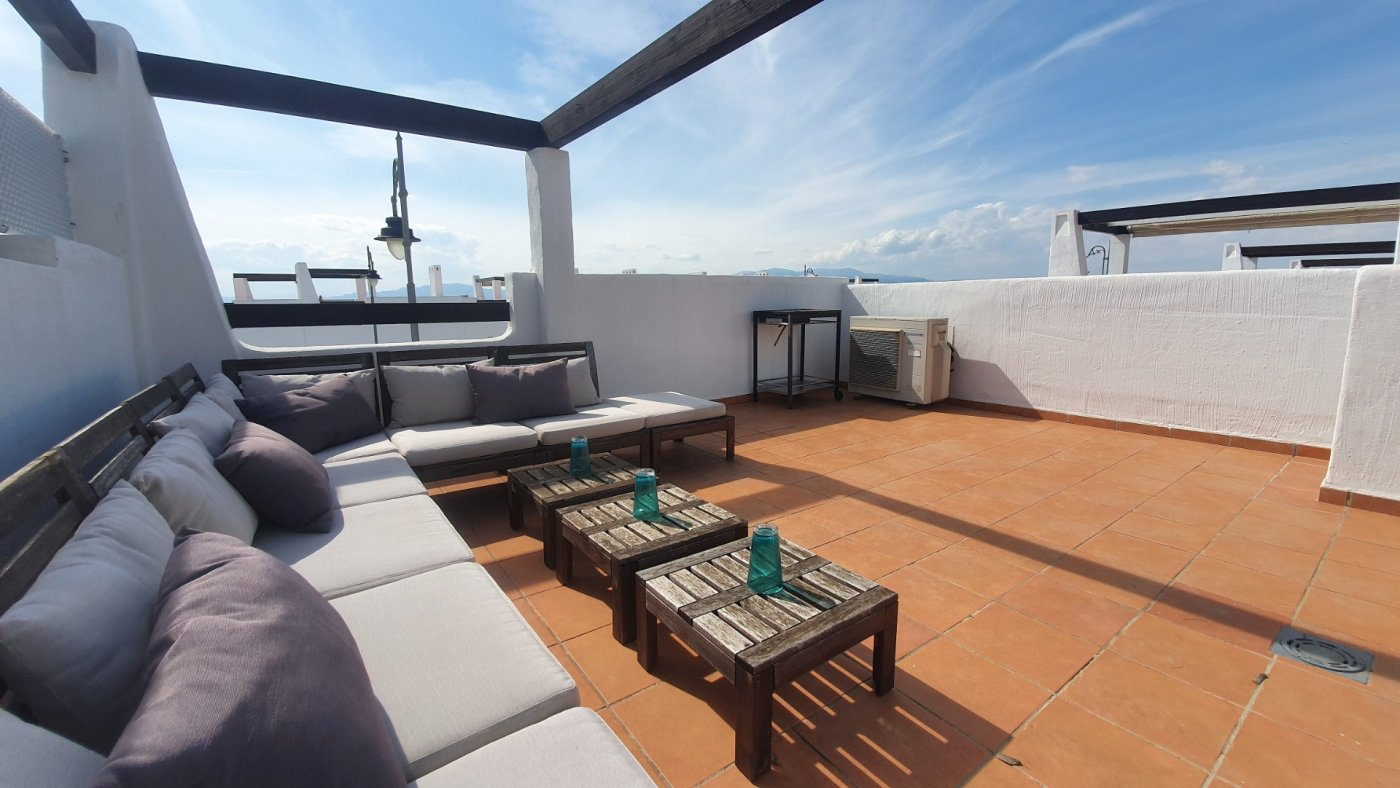 Gallery Image 24 of Immaculate 2 Bedroom Apartment with Pool Views and Roof Terrace in Jardin 9, Condado de Alhama
