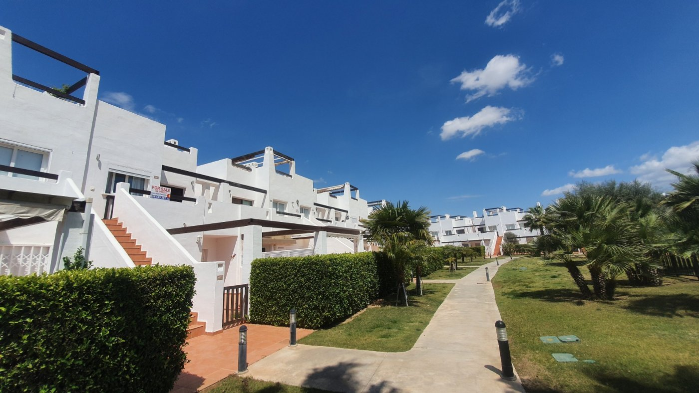 Gallery Image 30 of Immaculate 2 Bedroom Apartment with Pool Views and Roof Terrace in Jardin 9, Condado de Alhama