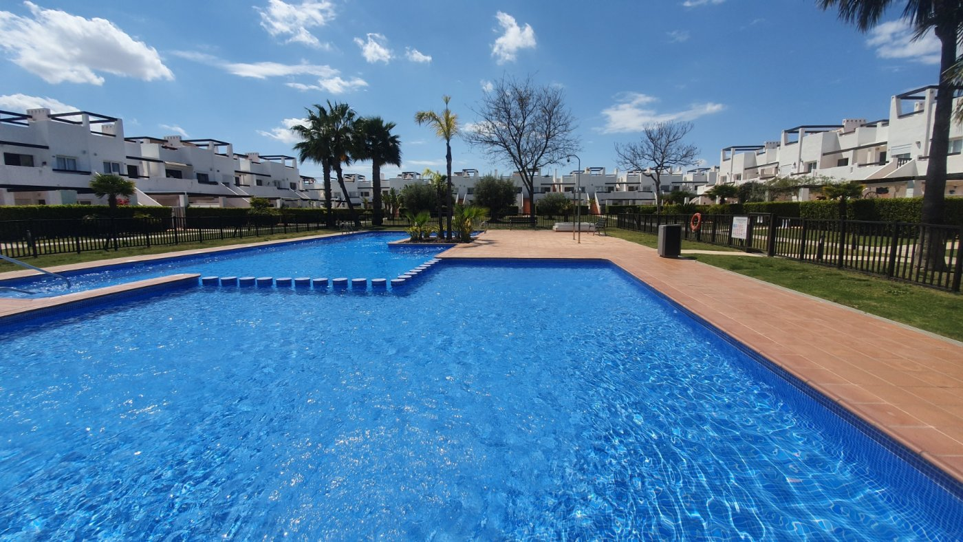 Gallery Image 31 of Immaculate 2 Bedroom Apartment with Pool Views and Roof Terrace in Jardin 9, Condado de Alhama