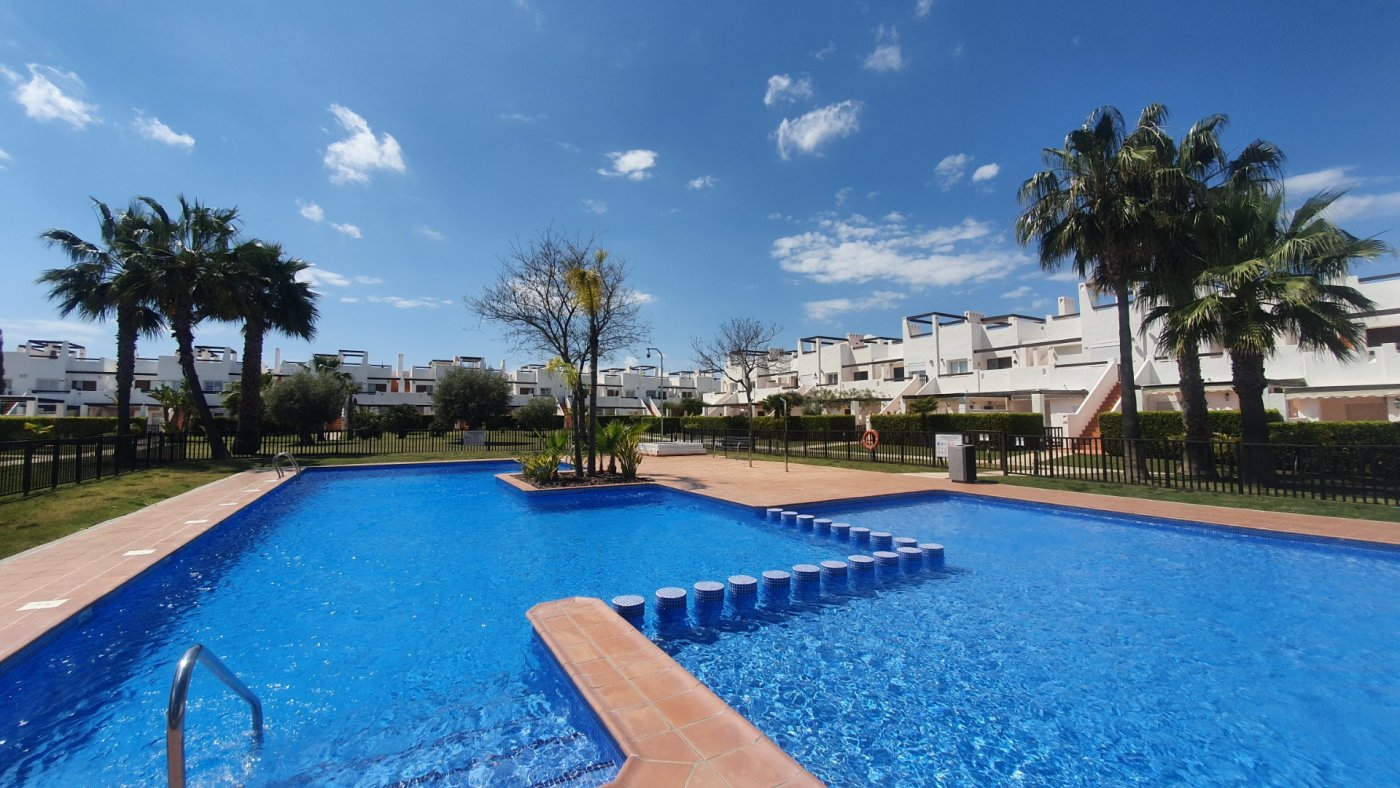Gallery Image 32 of Immaculate 2 Bedroom Apartment with Pool Views and Roof Terrace in Jardin 9, Condado de Alhama