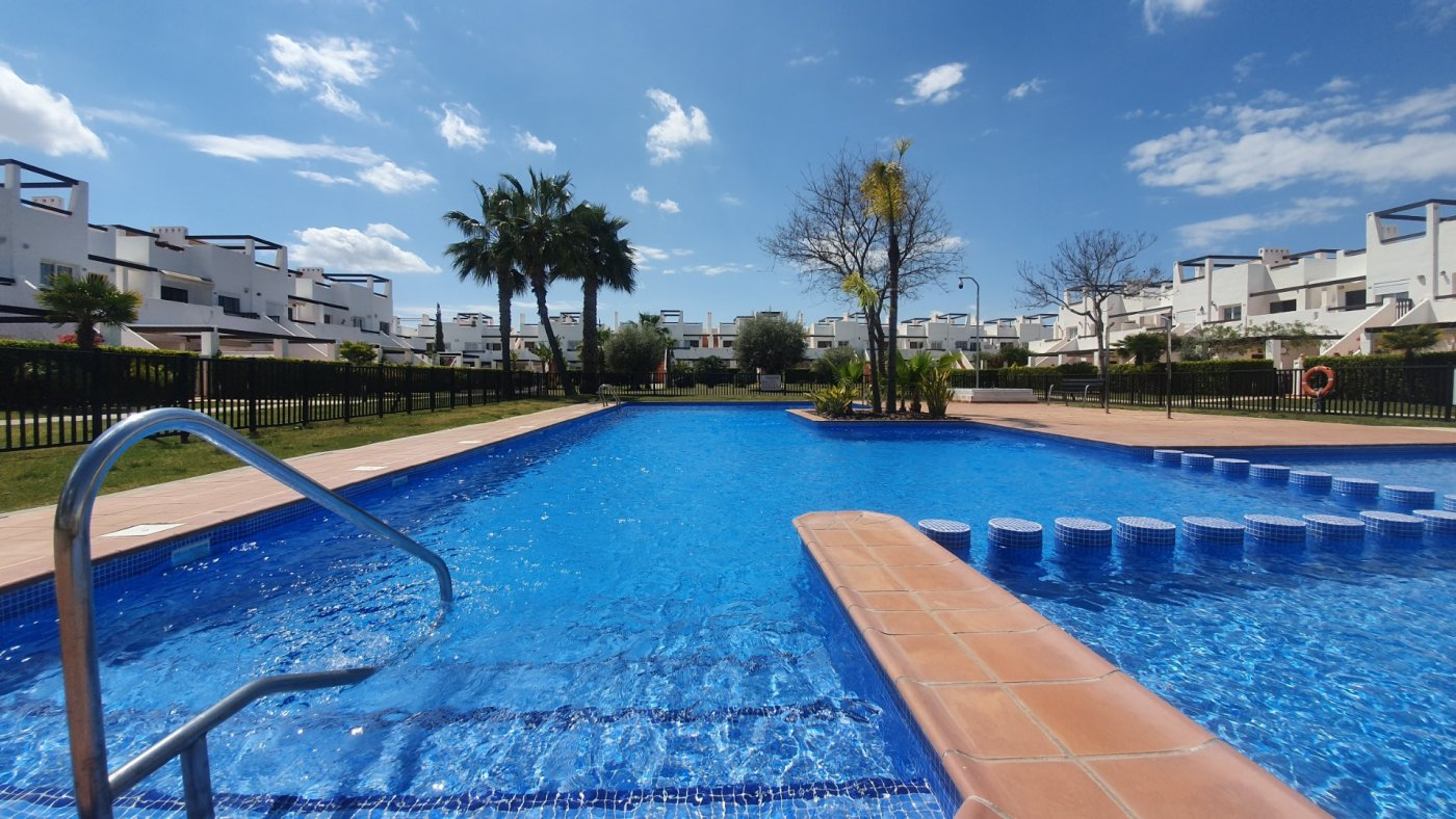 Gallery Image 33 of Immaculate 2 Bedroom Apartment with Pool Views and Roof Terrace in Jardin 9, Condado de Alhama