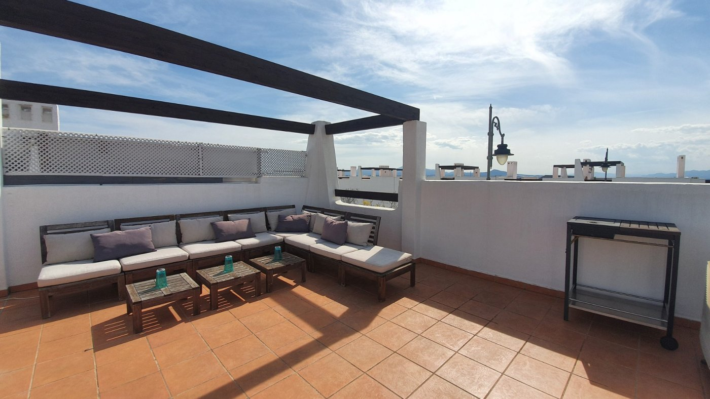 Gallery Image 35 of Immaculate 2 Bedroom Apartment with Pool Views and Roof Terrace in Jardin 9, Condado de Alhama