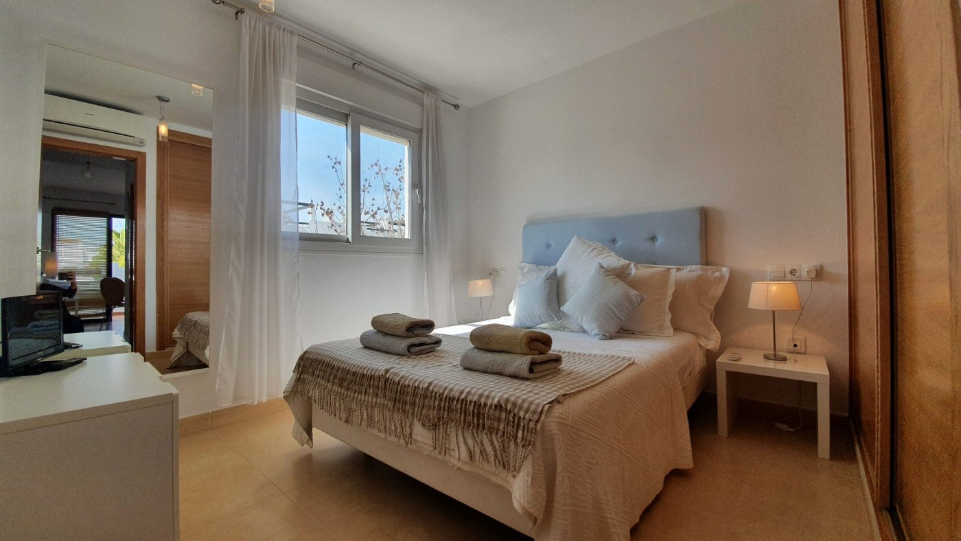 Gallery Image 7 of Immaculate 2 Bedroom Apartment with Pool Views and Roof Terrace in Jardin 9, Condado de Alhama