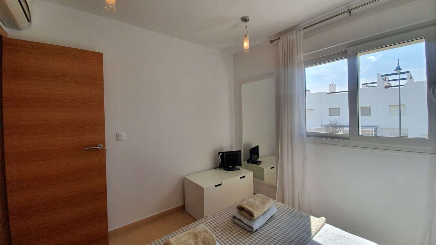 Gallery Image 8 of Immaculate 2 Bedroom Apartment with Pool Views and Roof Terrace in Jardin 9, Condado de Alhama