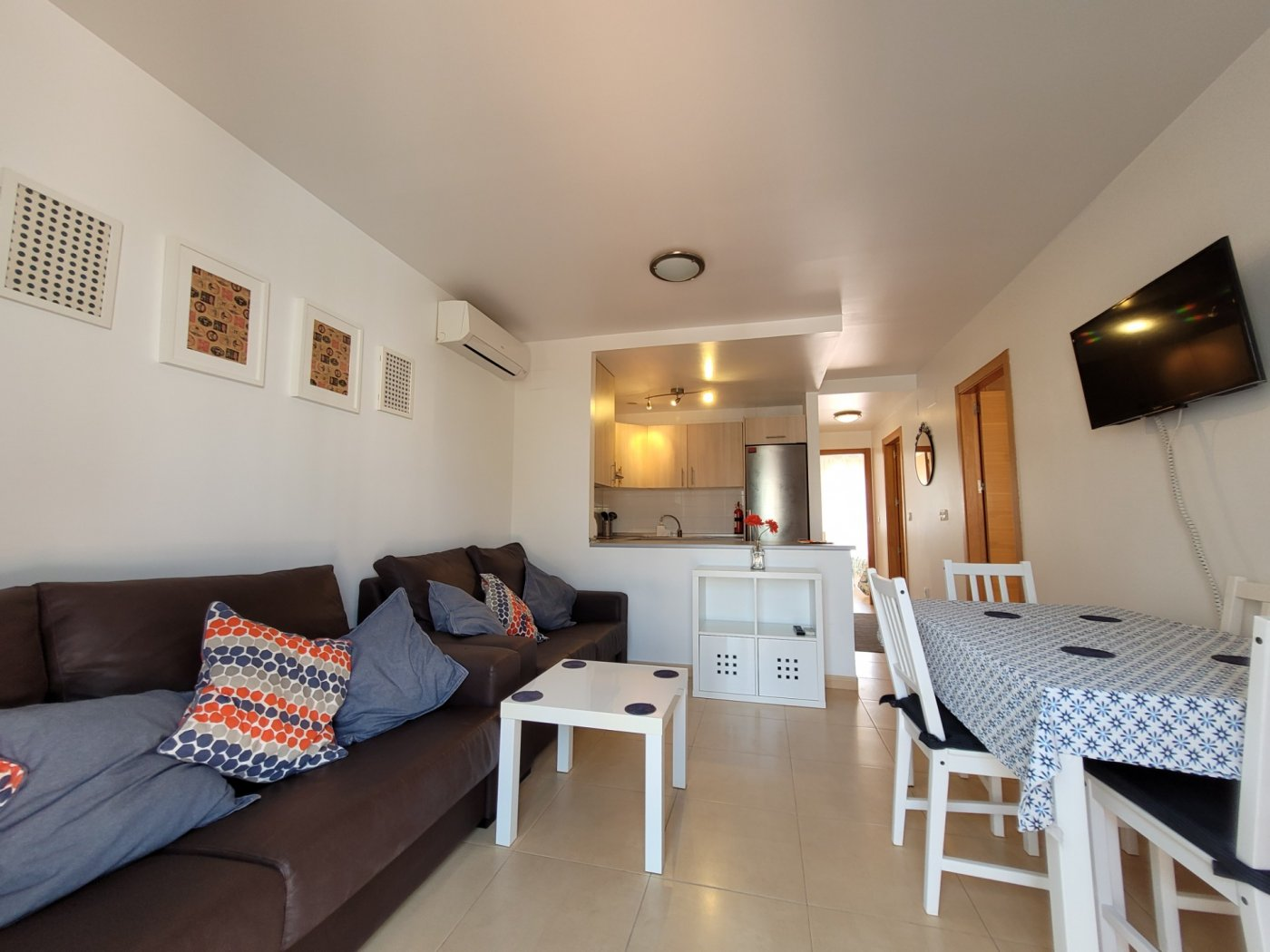Flat ref 3523 for rent in *condado De Alhama Spain - Quality Homes Costa Cálida