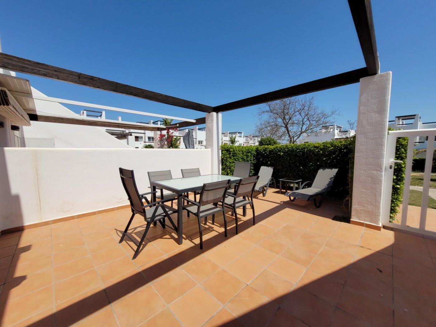 Imagen 2 Piso ref 3523 para rent en Condado De Alhama España - Quality Homes Costa Cálida