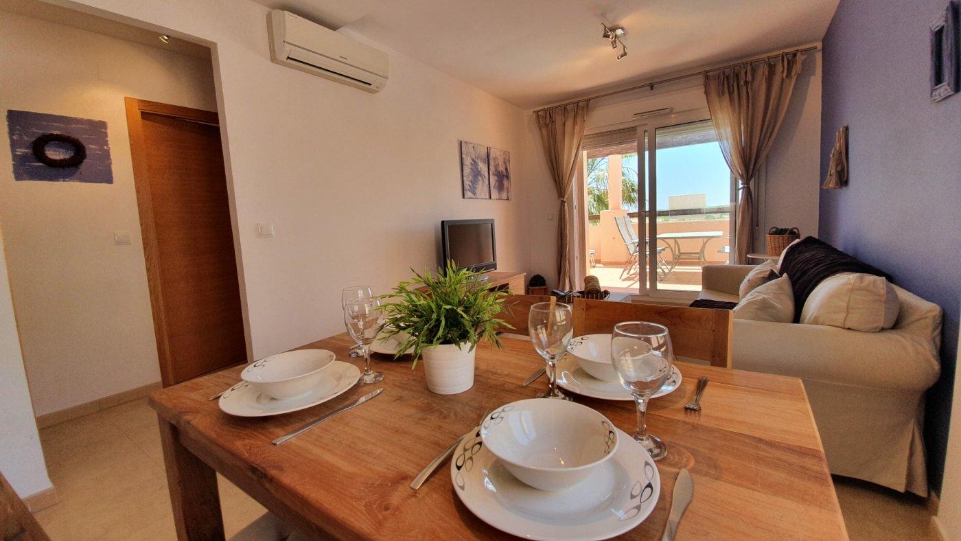 Image 6 Apartment ref 3528 for sale in Condado De Alhama Spain - Quality Homes Costa Cálida