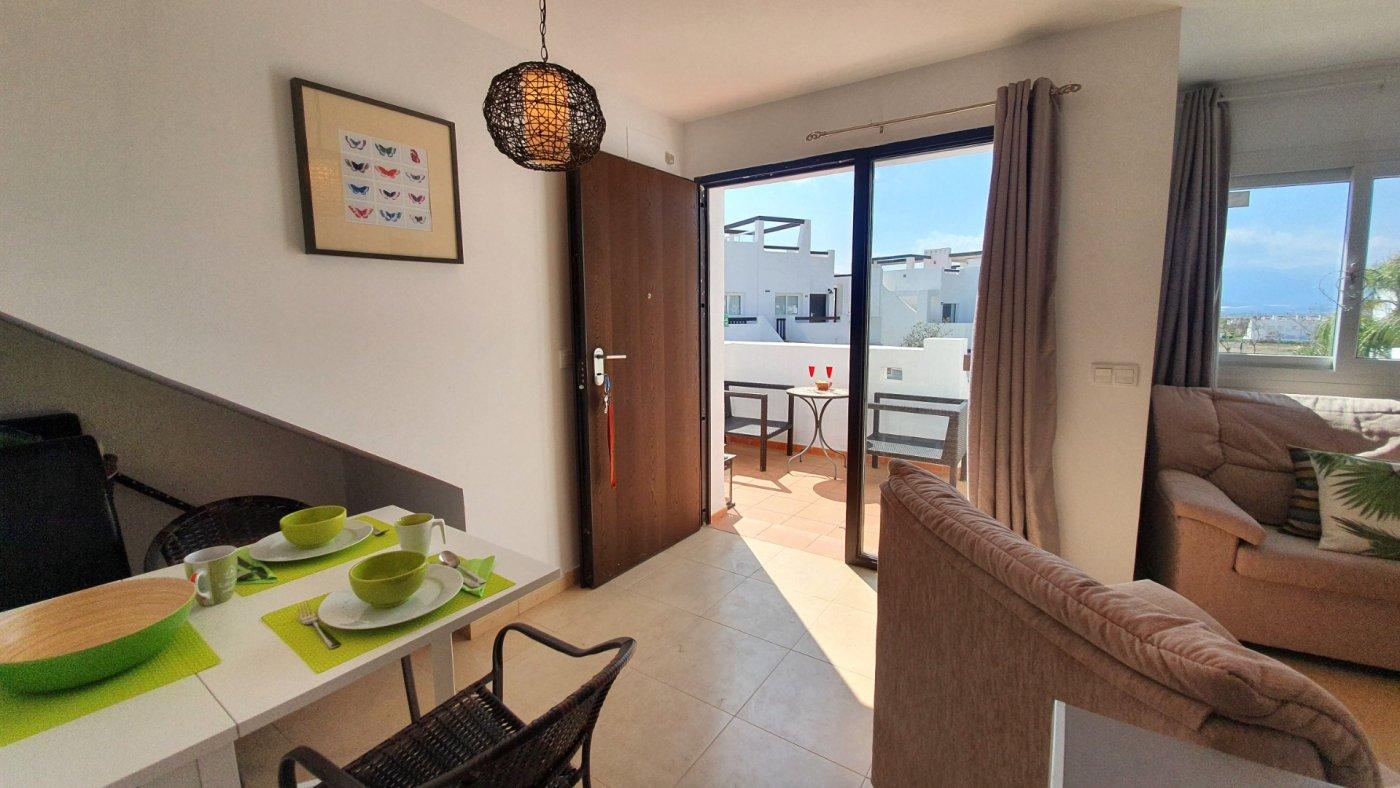 Imagen de la galería 4 of Espectacular atico de 2 dormitorios con terraza y gran solarium y piscina comunitaria en Naranjos 6