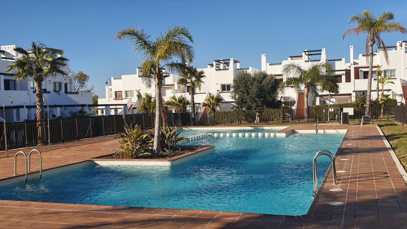 Imagen de la galería 7 of Espectacular atico de 2 dormitorios con terraza y gran solarium y piscina comunitaria en Naranjos 6