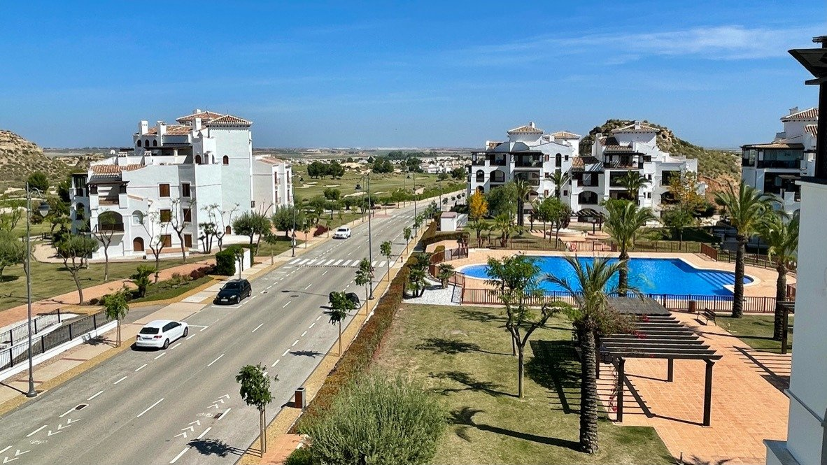 Apartment ref 3530 for sale in El Valle Golf Resort Spain - Quality Homes Costa Cálida