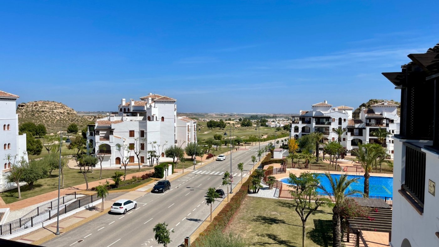 Gallery Image 2 of Penthouse with large sunny terrace and fantastic views on El Valle Golf Resort