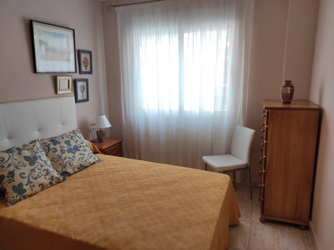 Gallery Image 1 of Flat For rent in Barrio Del Carmen, Murcia