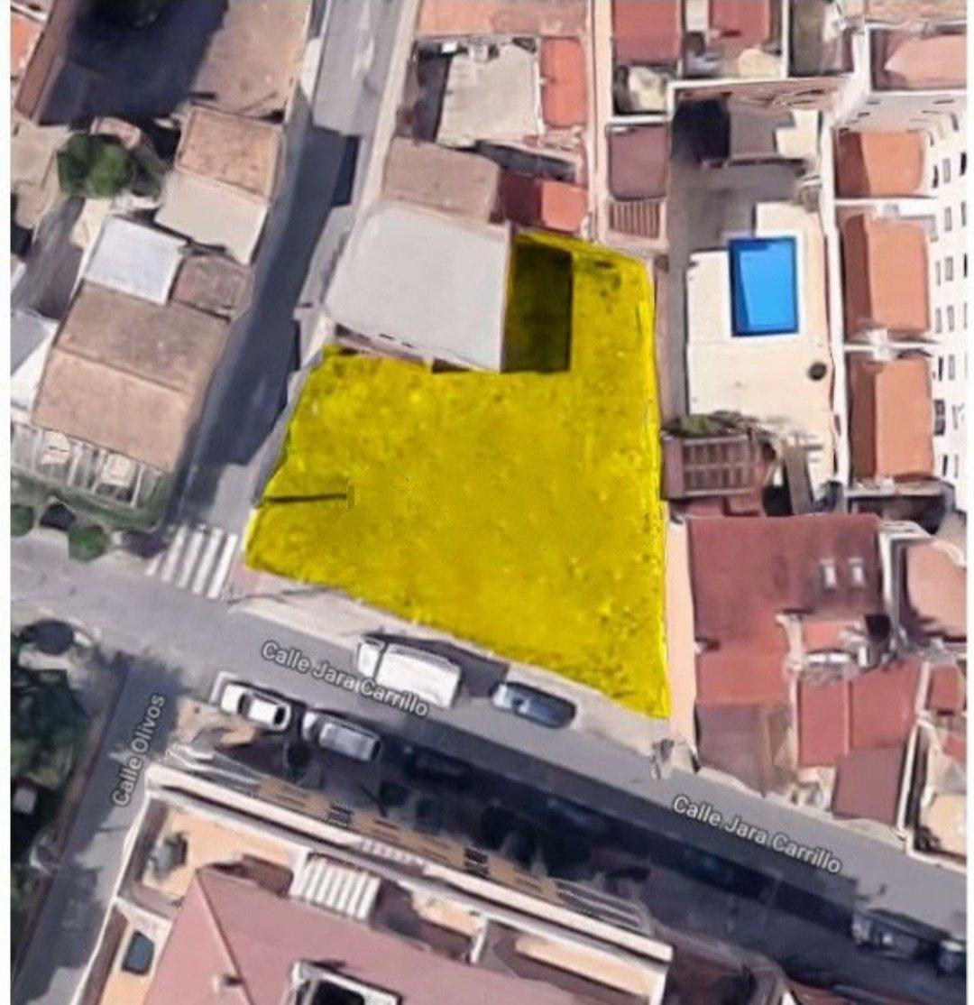 Plot ref 3532 for sale in La Alberca Spain - Quality Homes Costa Cálida