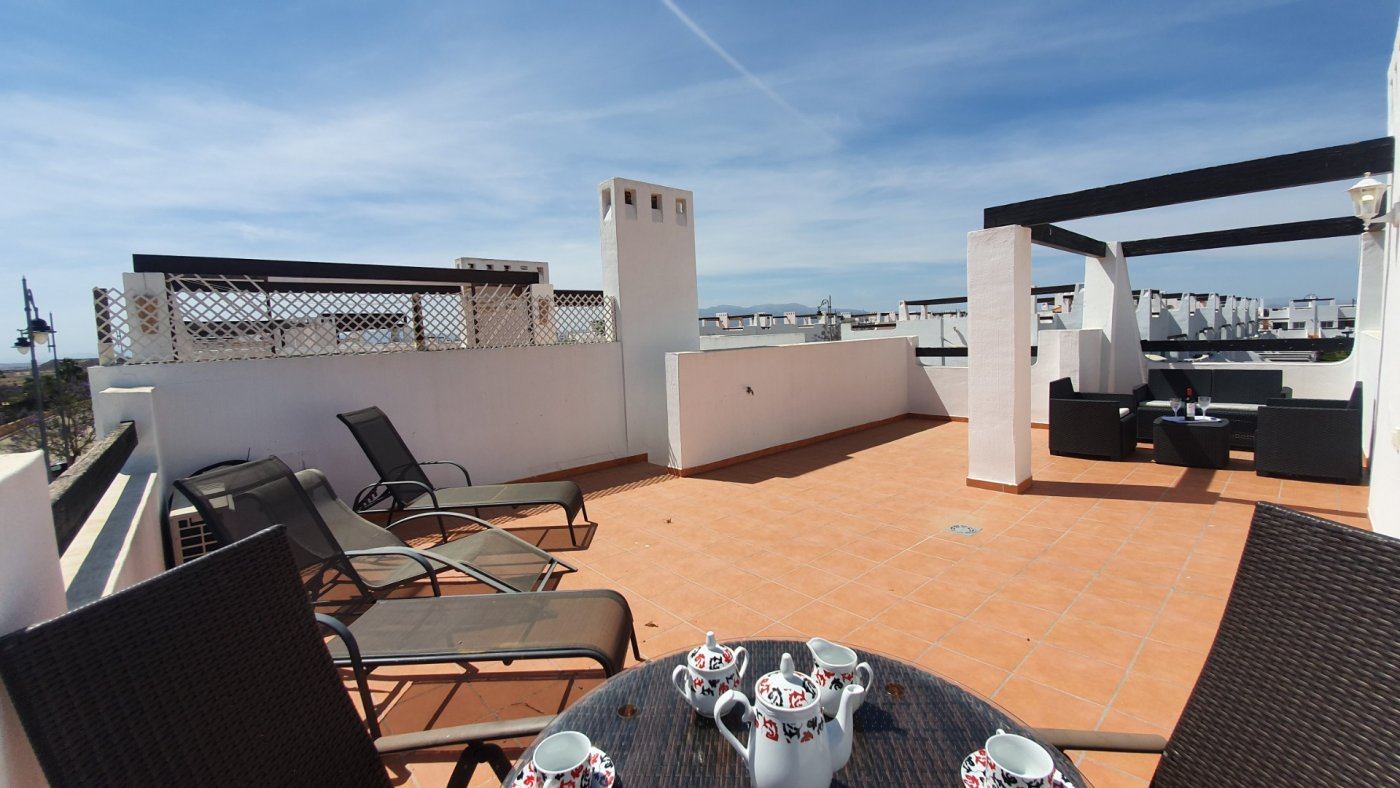 Apartamento ref 3535 para sale en Condado De Alhama España - Quality Homes Costa Cálida