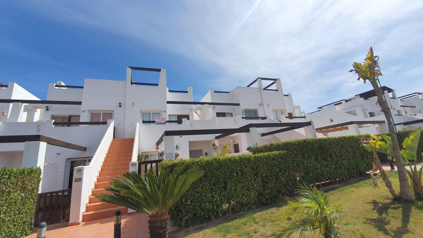 Image 1 Apartment ref 3535 for sale in Condado De Alhama Spain - Quality Homes Costa Cálida