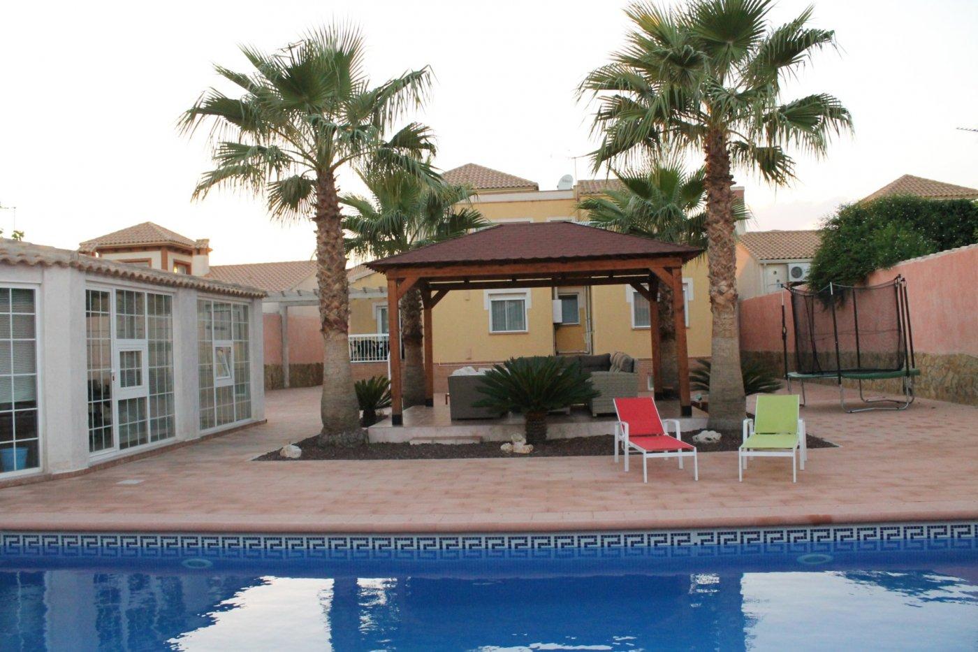 Chalet ref 3536 para sale en Churra España - Quality Homes Costa Cálida