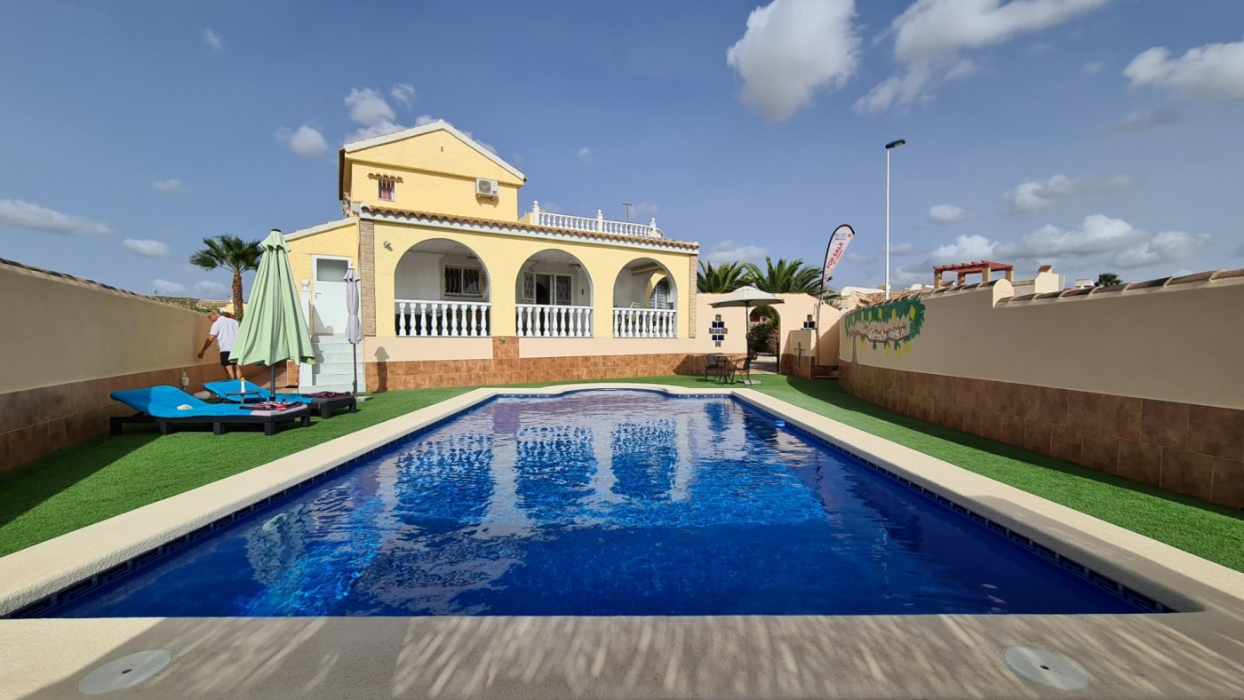 House ref 3538 for sale in Camposol Spain - Quality Homes Costa Cálida