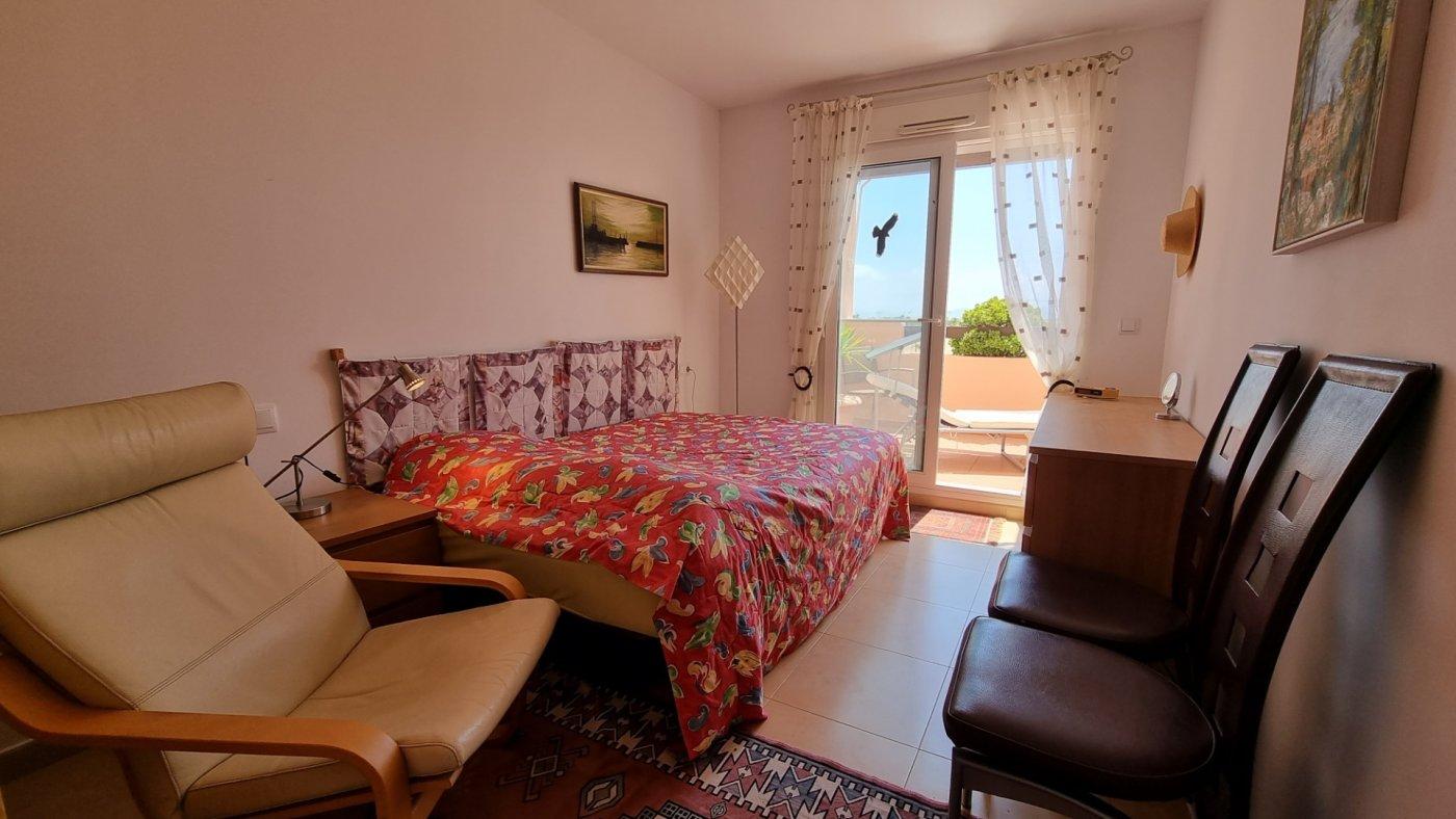 Gallery Image 13 of Apartamento de 3 dormitorios con terraza de 70m y vistas al lago en La Isla del Condado