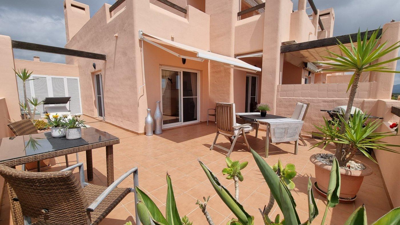Image 1 Apartment ref 3539 for sale in Condado De Alhama Spain - Quality Homes Costa Cálida