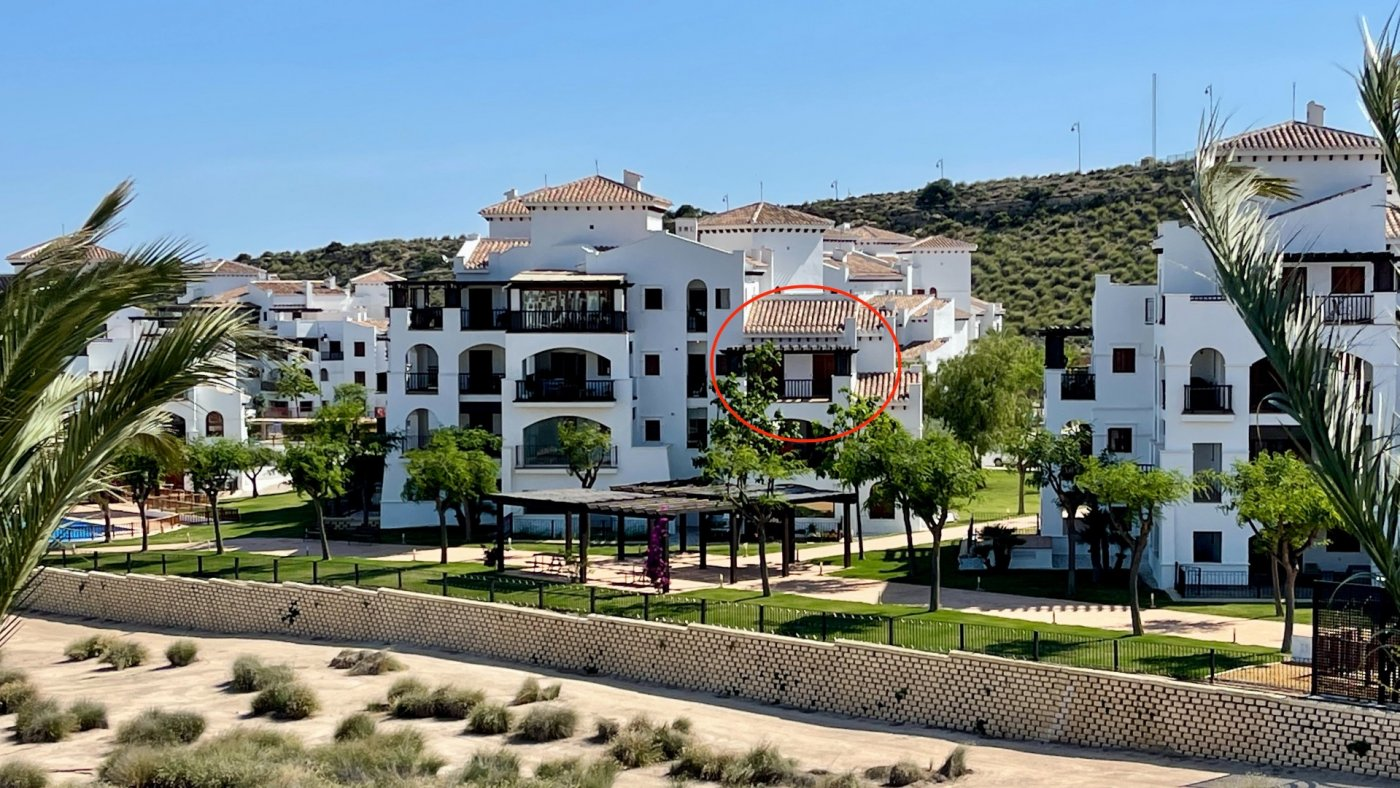 Image 1 Apartment ref 3540 for sale in El Valle Golf Resort Spain - Quality Homes Costa Cálida