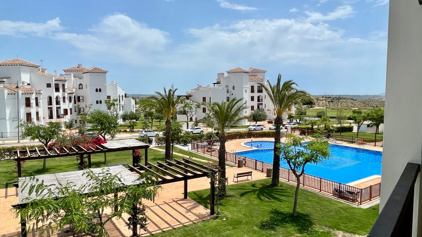 Apartment ref 3541 for sale in El Valle Golf Resort Spain - Quality Homes Costa Cálida