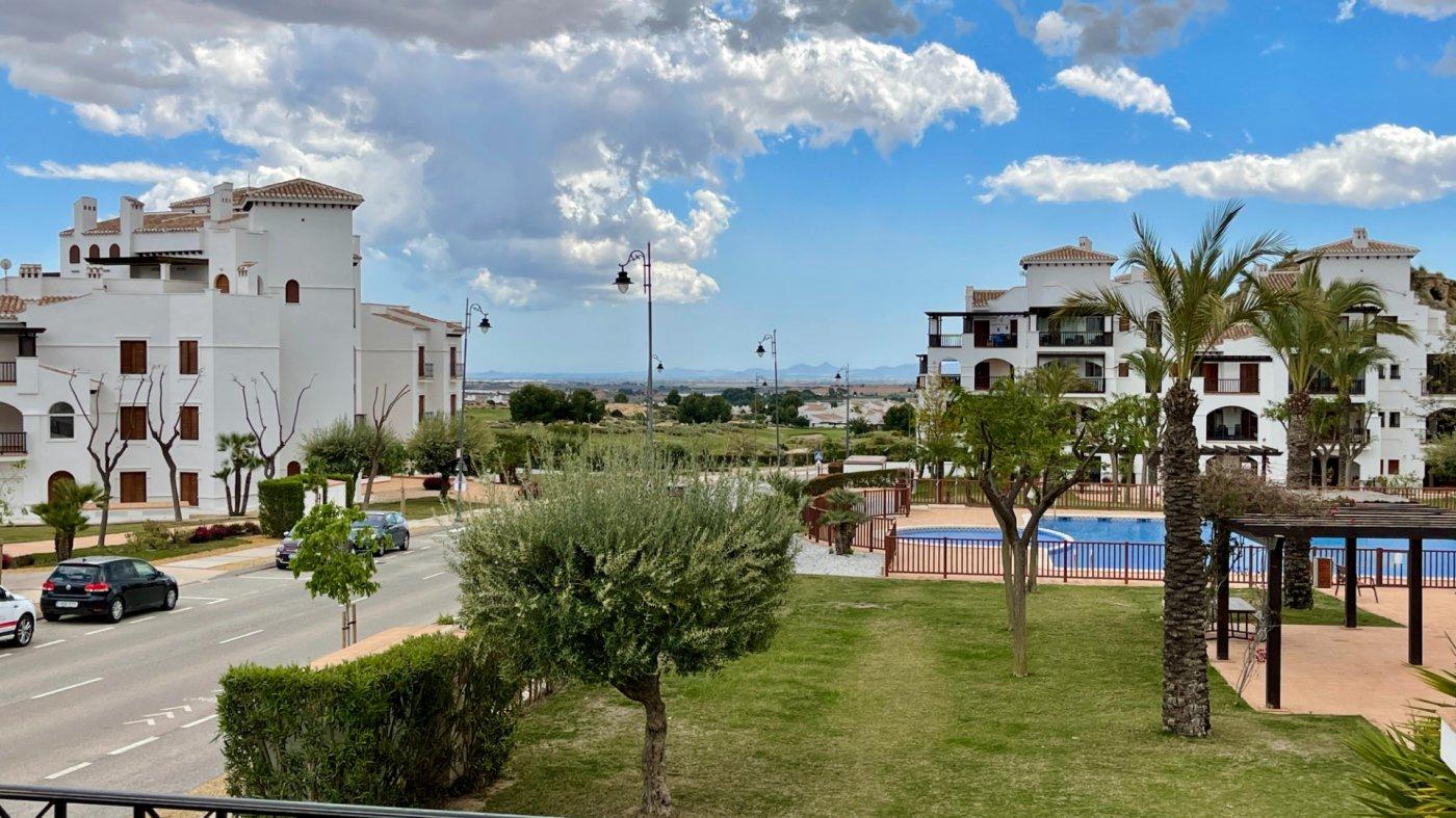 Apartamento ref 3543 para sale en El Valle Golf Resort España - Quality Homes Costa Cálida