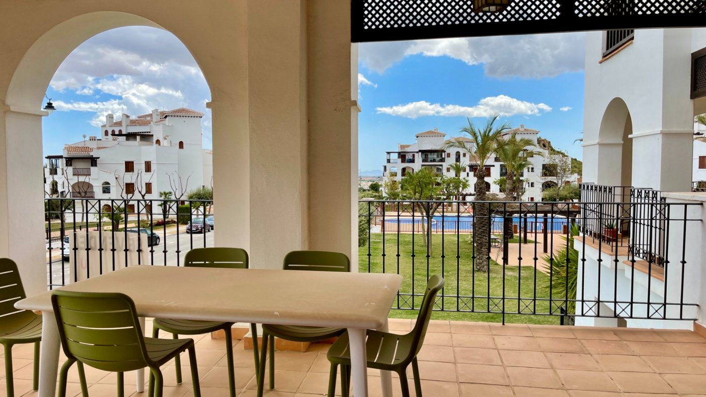 Image 1 Apartment ref 3543 for sale in El Valle Golf Resort Spain - Quality Homes Costa Cálida