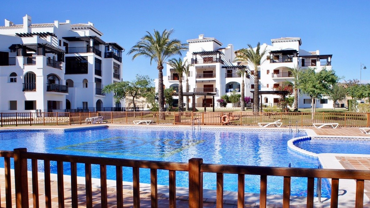 Image 2 Apartment ref 3543 for sale in El Valle Golf Resort Spain - Quality Homes Costa Cálida