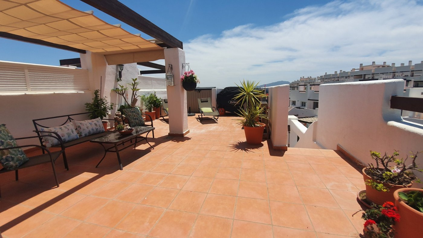 Gallery Image 16 of SOLD!!! South Facing 2 Bed Apartment, Corner Plot, with Roof Terrace and Centrally Located in Naranjos 3