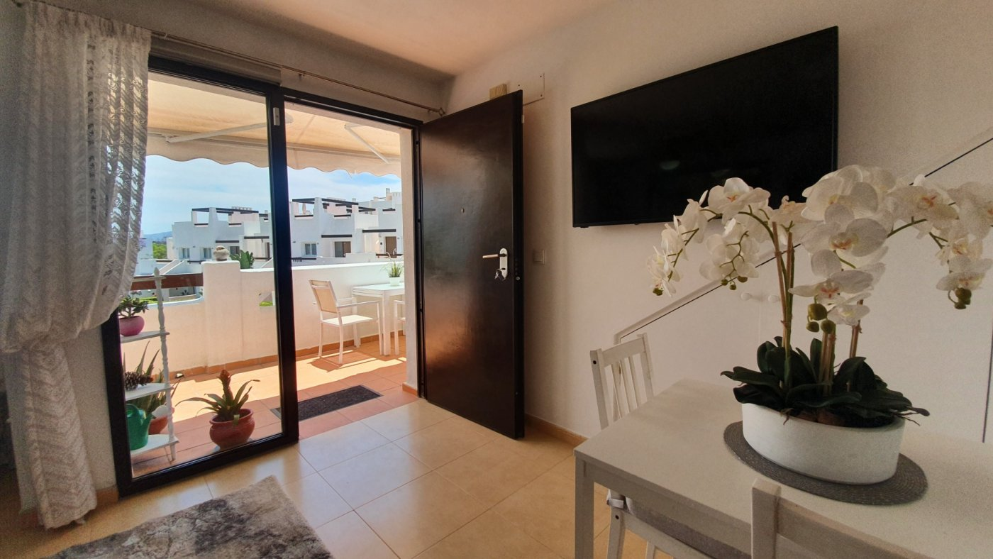 Gallery Image 18 of SOLD!!! South Facing 2 Bed Apartment, Corner Plot, with Roof Terrace and Centrally Located in Naranjos 3