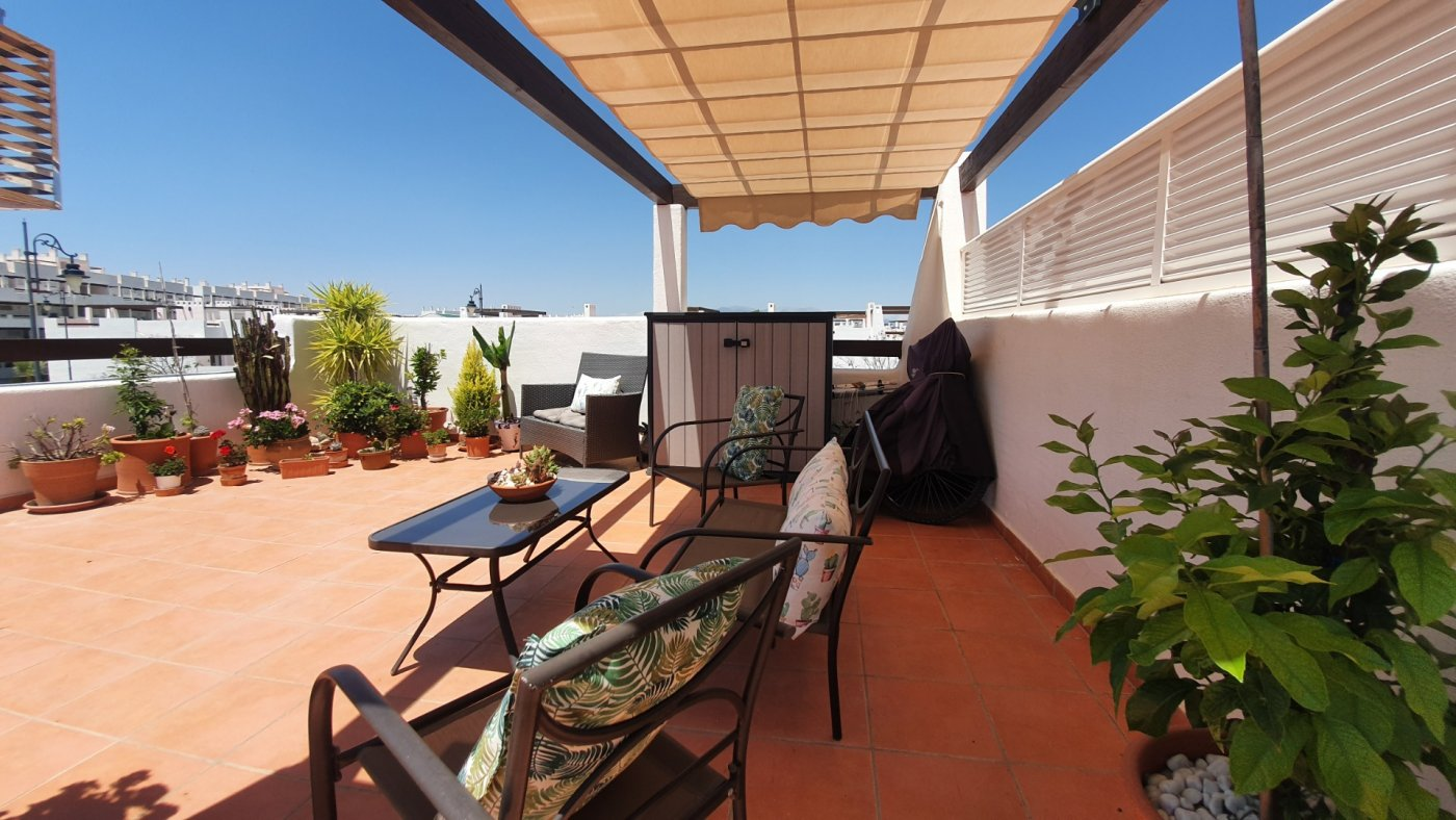 Gallery Image 25 of SOLD!!! South Facing 2 Bed Apartment, Corner Plot, with Roof Terrace and Centrally Located in Naranjos 3