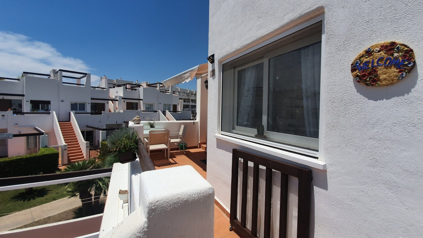 Gallery Image 28 of SOLD!!! South Facing 2 Bed Apartment, Corner Plot, with Roof Terrace and Centrally Located in Naranjos 3