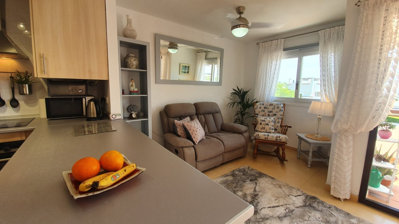 Gallery Image 2 of SOLD!!! South Facing 2 Bed Apartment, Corner Plot, with Roof Terrace and Centrally Located in Naranjos 3