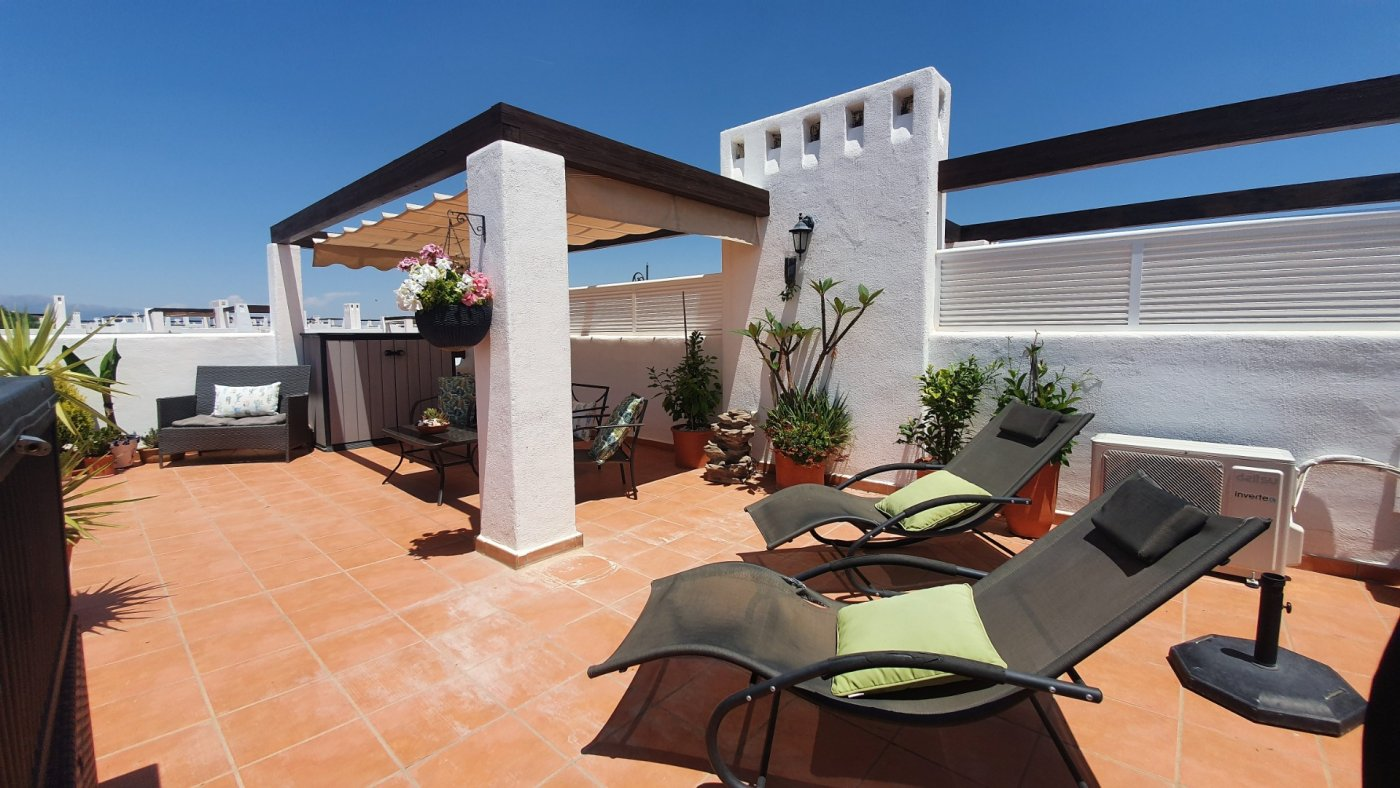 Gallery Image 35 of SOLD!!! South Facing 2 Bed Apartment, Corner Plot, with Roof Terrace and Centrally Located in Naranjos 3